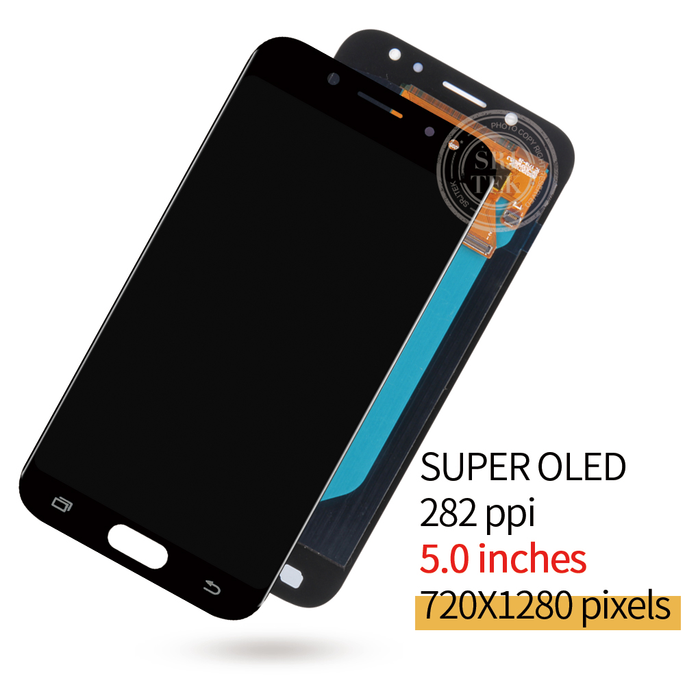 H8e05ed78528f4becbb54448cb88795f1p AMOLED/TFT J530F LCD Screen For Samsung GALAXY J5 2017 Display J530 LCD SM-J530F Display Touch Digitizer Glass J5 2017 LCD