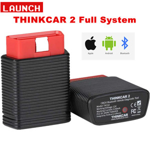 LAUNCH THINKCAR 2 ThinkDriver Bluetooth Full System OBD2 Scanner for iOS Android Auto Scanner OBD 2 Car Diagnostic Code Reader