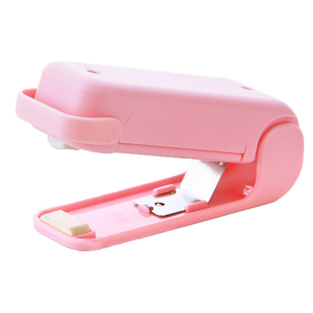 Home Portable Mini Sealing Machine Food Laminating Machine Snack Food Plastic Bag Sealing Machine