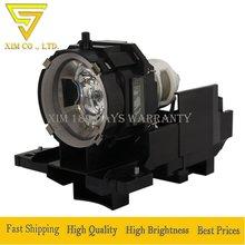 DT00771/RLC-021 Projector Lamp for Hitachi CP-X505 X505 X600 X600 X605 X605 X608 X608 X608 X608 HCP-6800X HCP6800X HCP-7000X