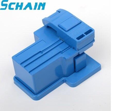 FTTH – mini CleaverABS en plastique, petit coupeur de Fiber optique de haute précision, kit doutils