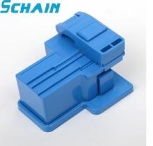 Ftth 미니 cleaverabs 작은 플라스틱 고정밀 광섬유 절단기 커터 섬유 도구 키트