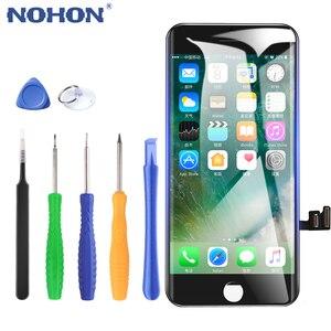 Image 2 - Tela de exibição de lcd nohon hd aaaa para iphone 6 6s 7 substituição 3d touch digitizer assembly telefone celular lcds tela de toque