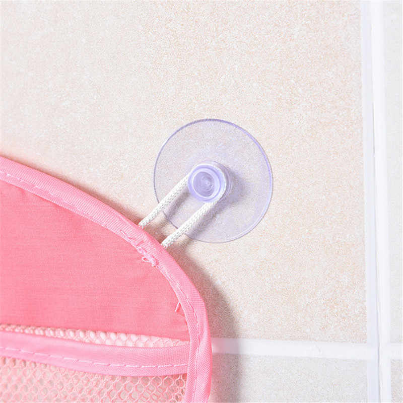 Saco de cosmética Absorvente Banheiro Bonito Dos Desenhos Animados Saco de Malha Brinquedo das Crianças do Bebê À Prova D' Água Do Banheiro Casa Caixa de Armazenamento Hanging Bag