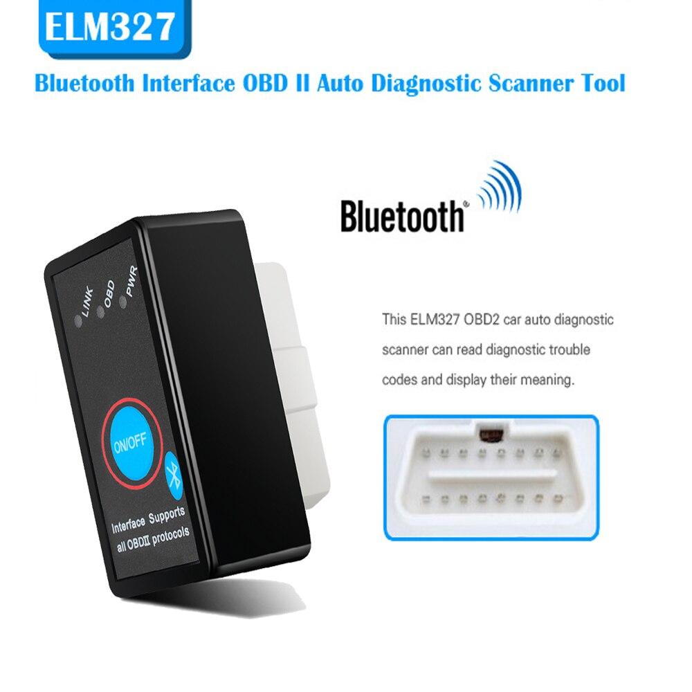 V2.1 Bluetooth ELM327 OBD2 для Holden CAN-BUS диагностический инструмент ELM327 Автомобильный сканер неисправностей двигателя для Android OBDII адаптер
