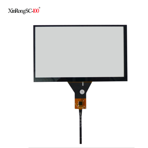 6.2 7 8 9 inch car DVD navigation JY-GT911 6pin capacitive touch screen panel digitizer 155*88mm 165*100mm 210*126mm 192mm*116mm
