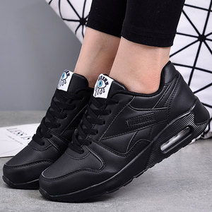 Image 5 - MWY Fashion Plus Size Air Cushion Shoes Ladies Platform Shoes Sneakers Women zapatillas mujer deportiva Casual Shoes Women