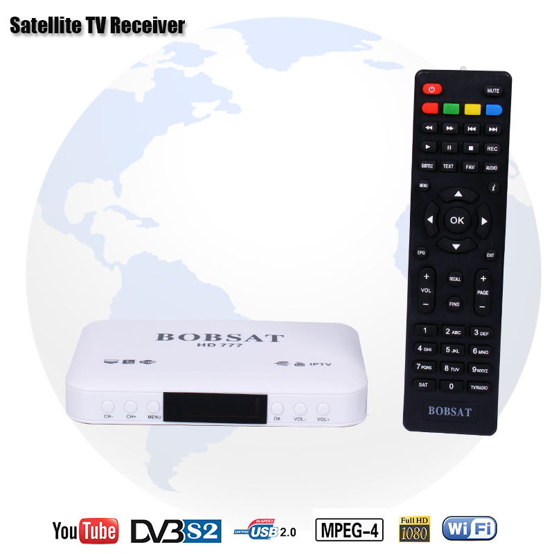 HD Digital Receiver Satellite FTA DVB S2 TV Tuner Decoder Free Satellite Tv MPEG 4 Satellite Tv Receiver