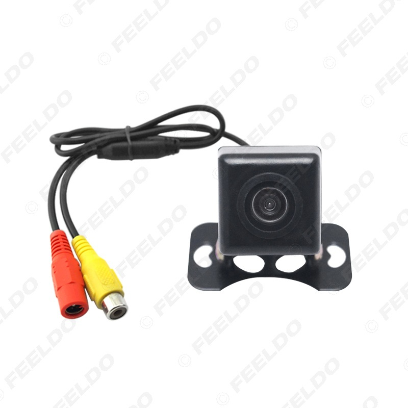 Automobile Camera Small Butterfly Universal Car Mounted Plug Rear View Rearview Camera High definition Waterproof Reverse Image|Vehicle Camera| |  - title=