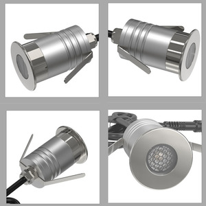 Image 5 - Honeycomb Grid Lamp IP67 1W 3W CREE LED Spotlight 12V 24V Grille Spot lighting IK10 CE