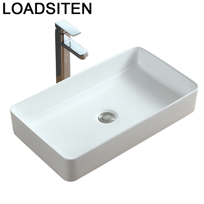 Bacia Lavagem Waschbecken Evier Fregadero Banyo De Mano Nablatowa Umywalka Pia Lavabo Salle De Bain Lavabo Cuba Banheiro Lavabo