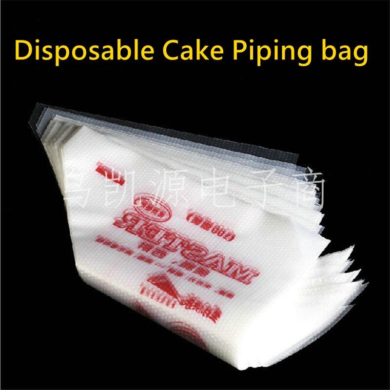 Одноразывый пакет для украшения тортов и пироженых. 100 шт в поставке 3 размера.|bag bake|cream decorating toolsbaking and pastry tools | АлиЭкспресс