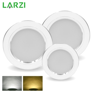 LED Downlight 5W 9W 12W 15W 18W Round White Ultra Thin Aluminum Recessed Lamp 220V 230V 240V Led Bulb Indoor LED Spot Lighting