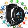 D18 Bluetooth Smart Watch Men Blood Pressure Smartwatch Women Waterproof Sport Heart Rate Fitness Tracker Smart Clock Watches