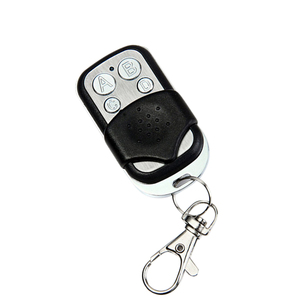 Image 5 - Rubrum 433 mhz Universal Wireless RF Remote Control Electric Gate Key Fob Learning Code Garage Door Controller Included Battery