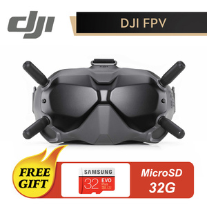 DJI FPV Goggles DJI Original VR Glasses With Long Distance Digital Image Transmission low Latency and Strong Anti-Interference(China)