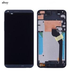 Image 4 - Display a Cristalli Liquidi per HTC Desire 816G 816H Lcd Screen Display con Touch Digitizer Assembly con Telaio per HTC 816G 816H di Ricambio