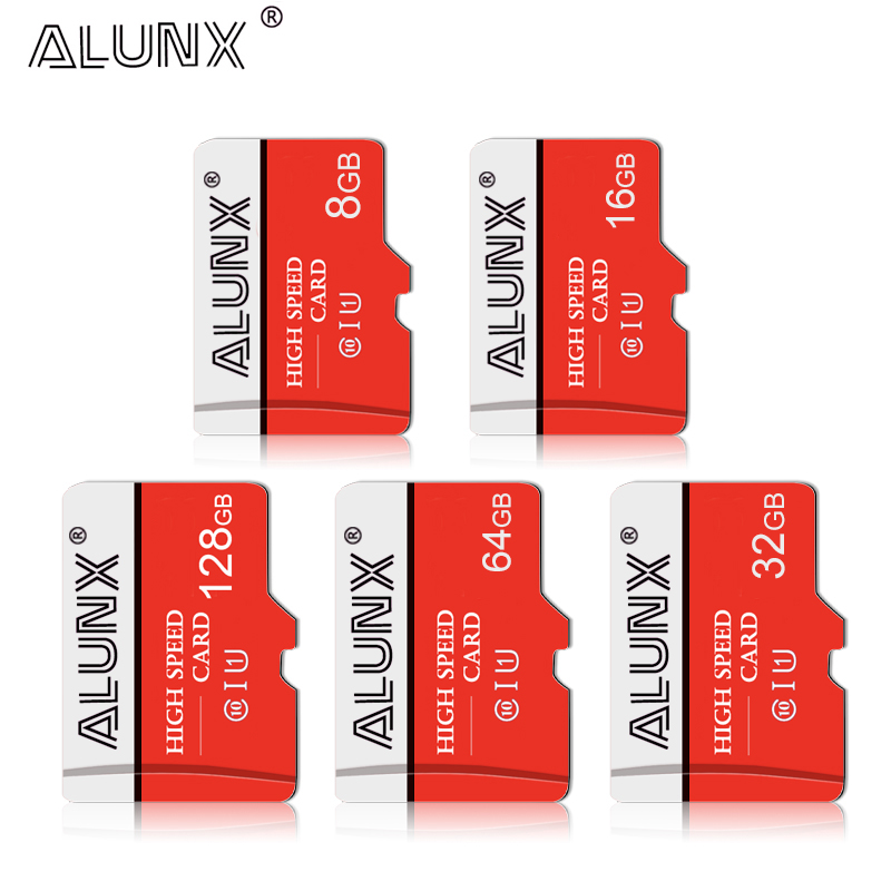 Microsd Card 8 16 32 64 128 GB Micro SD TF Card 256MB 8GB 16GB 32GB 64GB 128GB Memory Class 10 Flash For Smartphone Adapter