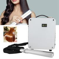 Freeze Hair Care Instrument Hair Waxing Repairing Curling Machine Hairdressing Blue Light 220V Anti Loss Hair Care Product