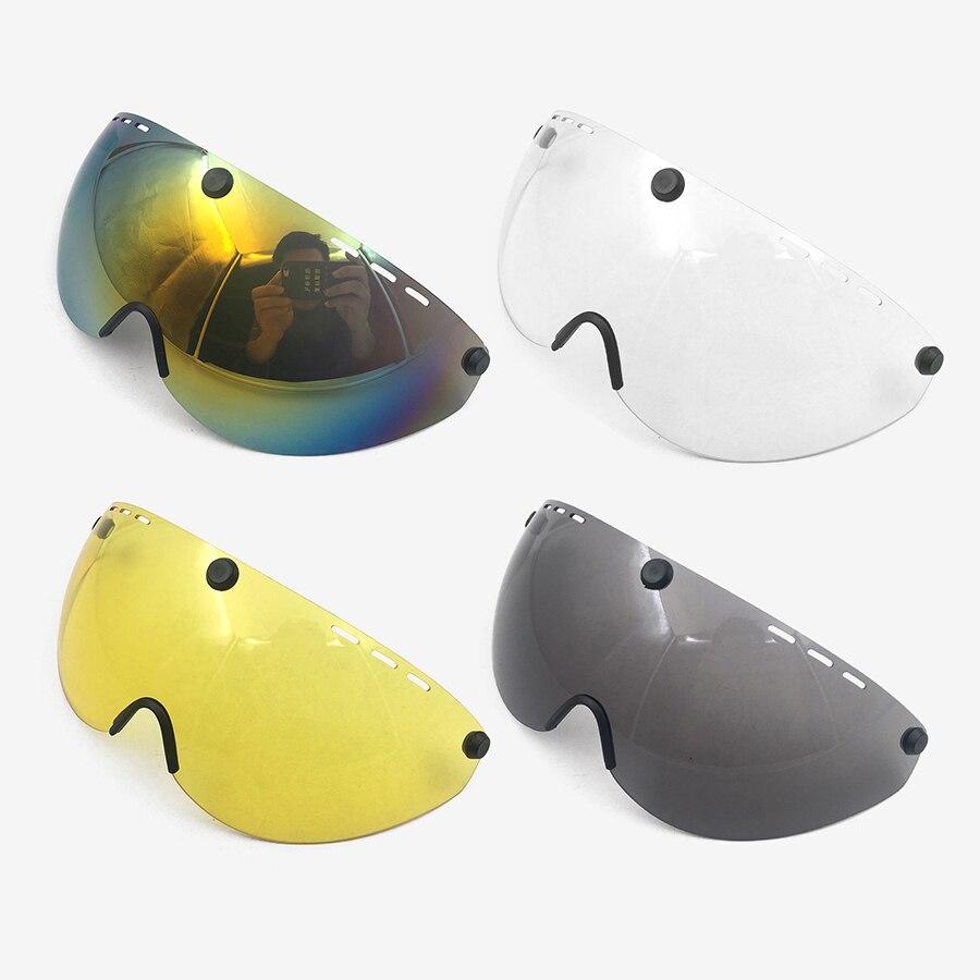 Wildside helmet glasses Casco Ciclismo lens aero helmet bike Triathlon tt road cycling helmet len time trial goggles Accessories