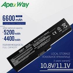 6600 mAh bateria do toshiby PA3817 PA3817U 1BRS PA3816U PA3818U z dostępem do kanałów satelitarnych L645 L655 L700 L730 L735 L750 L755 L740 L745 w Akumulatory do laptopów od Komputer i biuro na