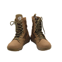 Tactical Boots Jungle Desert Combat Shoes Breathable Camping Hiking Men Botas for Outdoor sports hunting accessories|Hiking Shoes| |  -