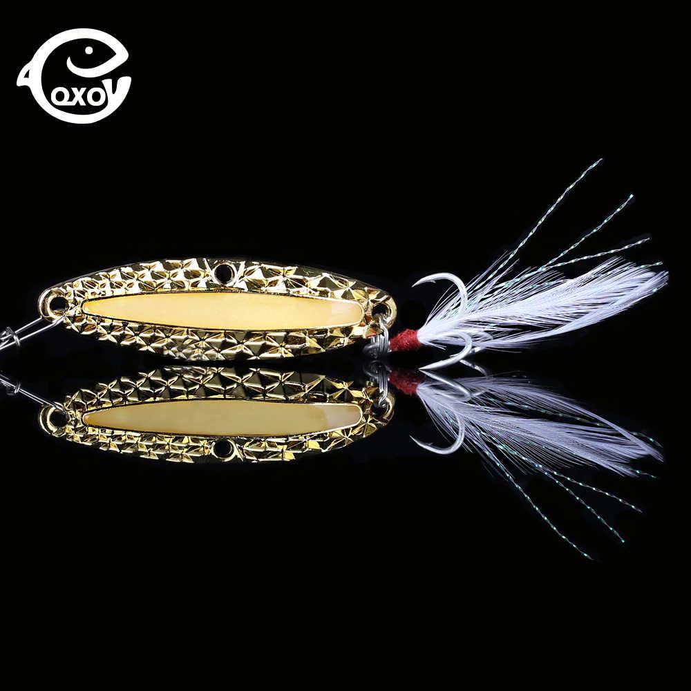 QXO джиг металлические рыболовные приманки в виде кальмаров Vib Товары для рыбалки Маленькие Приманки форма Noeby жесткая приманка джиг приманка
