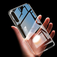 For Sony Xperia 5 Case Ultra Thin Clear Soft TPU Case