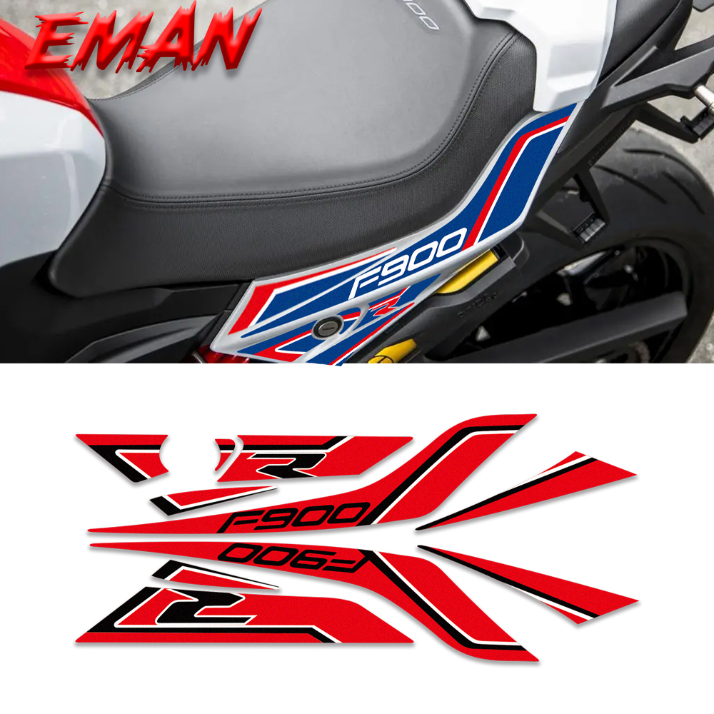 Motorcycle Body Decals Reflective Film Stickers Tail Scratch Protection Decorative For BMW F900R F 900R F 900 R 2020