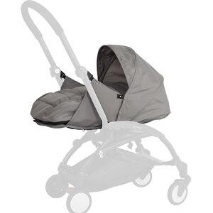 Image 5 - Carrinho de bebê, cesta para dormir 0 6m, recém nascidos, ninho para nascidos, babyzen yoyo yoya, bolsas para dormir de inverno acessórios para carrinhos