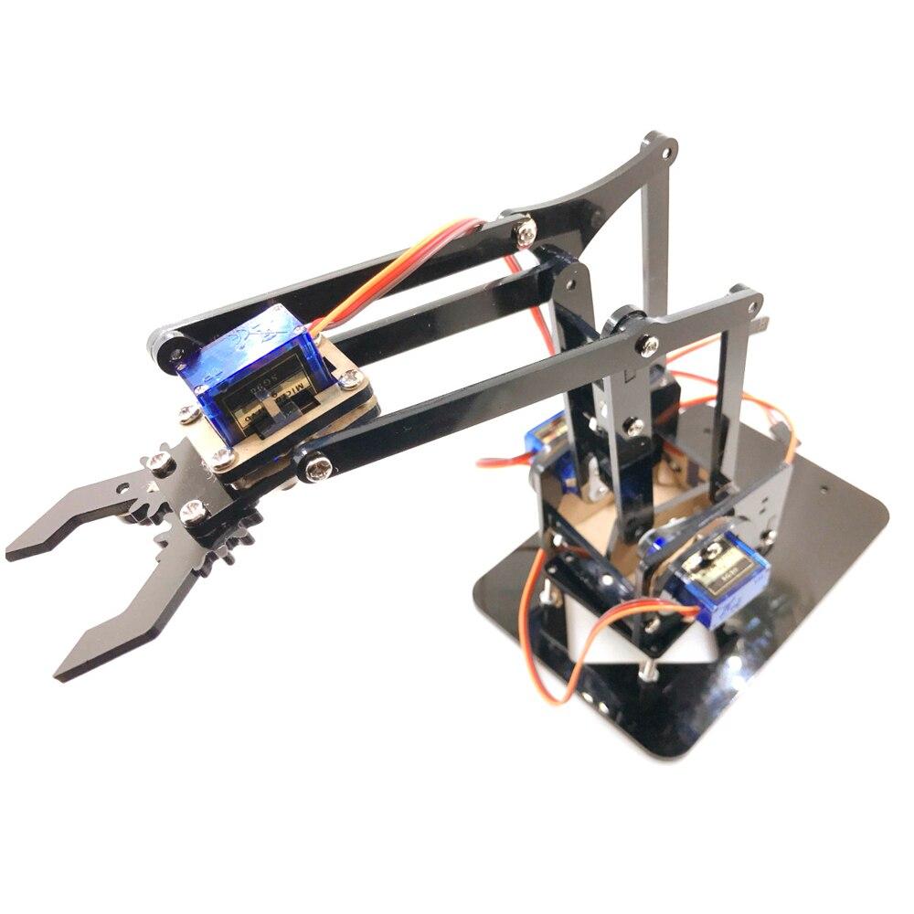pas-cher-4-axes-acrylique-robot-bras-pour-arduino-robotique-pince-griffe-avec-sg90-servos-pour-rasbperry-pi-bricolage-projet-tige-jouet