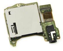 100% ทำงานเดิมใช้เกมSlot Card Reader SockeสำหรับNSคอนโซลเกมNintendo Switchใช้อะไหล่ซ่อมการ์ดเกมเปลี่ยน