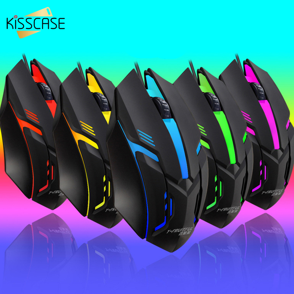 USB Wired Gaming Mouse 7 Breathing LED Backlight USB Professional Gamer Mouse Optical Gaming Mouse For PC Laptop Games Mice image