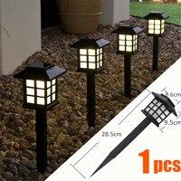 Lámpara LED para exteriores, alimentada por energía Solar, impermeable, para jardín, patio, césped