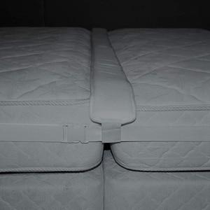 Image 5 - ベッドブリッジ双子王変換キットのベッド作るするツインベッドに王コネクタ ツインベッドコネクタ & マットレスコネクタ