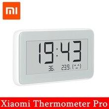 ميزان حرارة شاومي ميجيا الجديد ، ميزان حرارة لاسلكي احترافي ذكي ، ساعة رقمية داخلية وخارجية ، أداة قياس درجة حرارة LCD