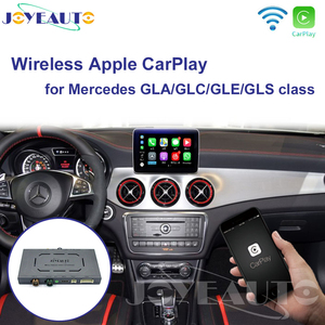 Image 1 - Joyeauto Wireless Carplay Android Auto for Mercedes GLS NTG5 Retrofit Support Rear Camera Dynamic Guidelines Car Play Adapter