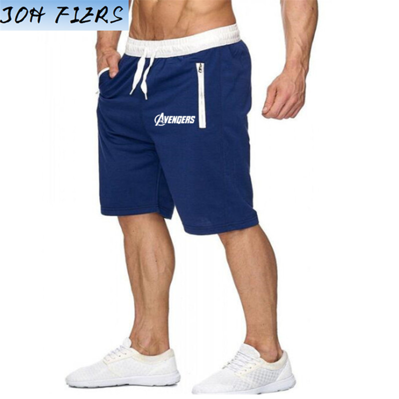 Mens Shorts Summer 2019 Jogger Casual Bermuda Pattern Compression Male Cargo Shorts Men Fashion Clothing Boardshorts XXL