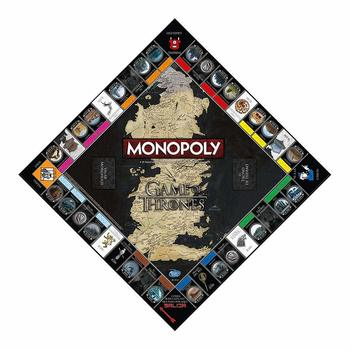 Monopoly Game of Thrones (English Version) 4