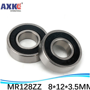 678RS 678ZZ MR128 MR128ZZ MR128-2RS SMR128ZZ SMR128-2RS 678 ZZ RS RZ 2RZ Deep Groove Ball Bearings High Quality 8*12*3.5 MM image