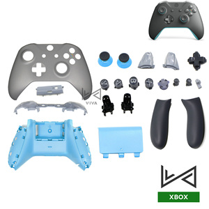 Image 2 - For Xbox One Slim Controller Housing  Shell  Kit For XBOX ONE X Cover Limited Edition With Buttons Thumbsticks  Bumper