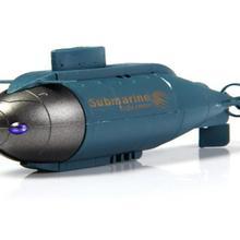 Мини 6CH беспроводной пульт дистанционного управления гоночная подводная лодка игрушка для детей
