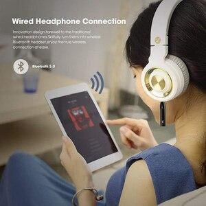 Image 5 - 3.5MM Jack odbiornik Bluetooth bezprzewodowy Adapter Aux Bluetooth 5.0 zestaw głośnomówiący Stereo odbiornik muzyki Audio do samochodu zestaw słuchawkowy z głośnikiem