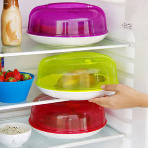 Dish-Plate Microwave Oven Food-Sealing-Lid Kitchen-Tool Steam-Splashproof-Cover New Crisper-Cap