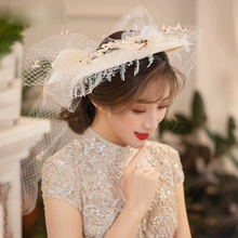 Fancy Bridal Hats Vintage Wedding Accessories Free Shipping