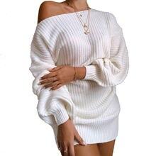 Зимняя одежда для женщин 2020 длинный свитер корейская мода