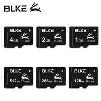 BLKE Micro sd carta di tf Scheda di Memoria 4GB 2GB 512MB 256MB 128MB TransFlash card per MP3/MP4 Mini Altoparlante scheda di memoria Mobile