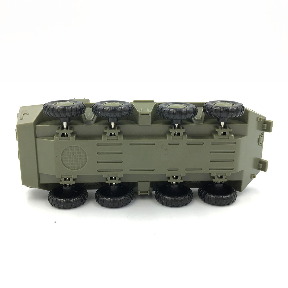 New Arrival 1:72 Scale 1/72 Military Car Model Toys For Children/Military Enthusiasts Collection Young Learning & Education Gift