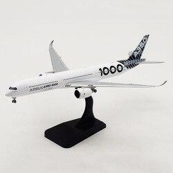 18,6 CM 1:400 Skala Airbus 350 A350-1000 Airlines Flugzeuge Flugzeug Aircraft w fahrwerken Legierung Modell Spielzeug Sammlung