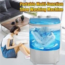 5 кг обувь стиральная машина мини один трубчатая шайба и сушильная машина для обуви Одежда двойного назначения очиститель обуви баллон 220V